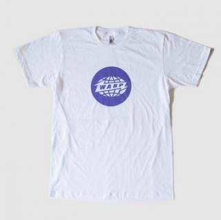 warp:Logo T-シャツ ホワイト