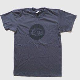 warp:Logo T-シャツ Dグレー