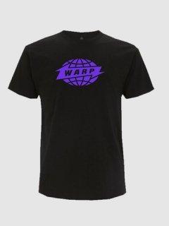warp:Logo T-シャツ ブラックPU