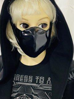 h : PVC 3Dマスク