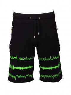 CYBERDOG:SOUNDWAVE BASKETBALL SHORTS