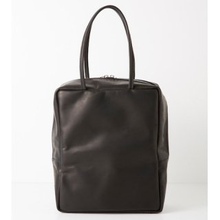 M071 MORMYRUS GLOSS LEATHER TOTE