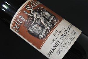 ハイツ・ワイン・セラーズ ナパ・ヴァレー カベルネ・ソーヴィニヨン1972