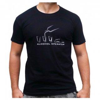 Alcohol Operator T-shirt