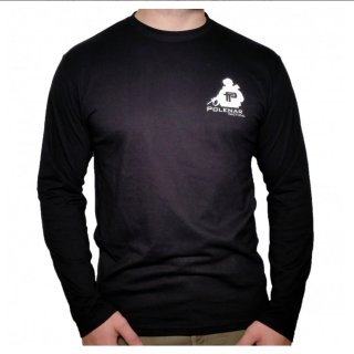 Long sleeve T-shirt | Black
