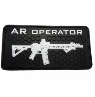 AR Operator PVC Patch