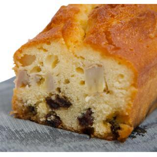 バナナラムレーズンのパウンドケーキ