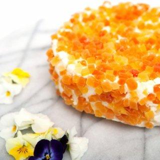 【フレッシュチーズの酸味とパパイヤの甘みのマリアージュ】デリス・パパイヤ