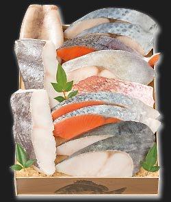 魚介味淋粕漬 12袋入(計990g)