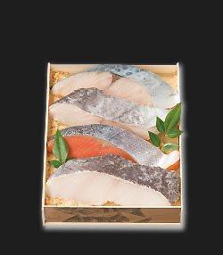 魚介味淋粕漬 4袋入(計335g)