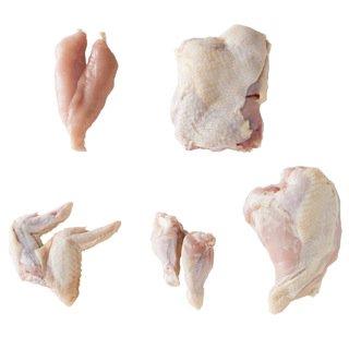 徳島県産阿波尾鶏 1羽解体!各部位食べ比べセット