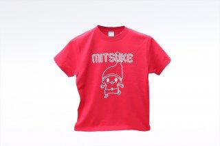 ミッケTシャツ(前、後プリント)