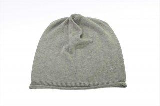 こころが軽くなるニット帽子 ソルベシリーズ|玉露<オーガニックコットン>(常温)