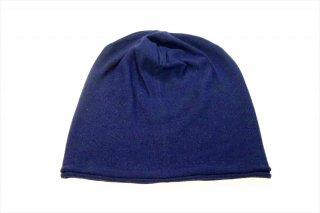 こころが軽くなるニット帽子 和色シリーズ|鴨頭草(常温)