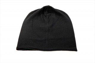 こころが軽くなるニット帽子 和色シリーズ|漆黒(常温)