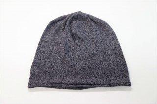 こころが軽くなるニット帽子 和色シリーズ|モカグレー杢(常温)