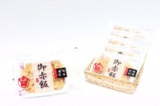 醤油おこわ6個セット(冷凍)【エコ包装】