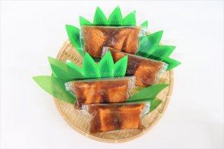 割烹柳屋 鮭の焼漬(冷凍)【エコ包装】