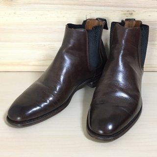 """""""中古品"""" CHEANEY(チーニー)Side Gore Boots(サイドゴア ブーツ)BEAUFORT(ビューフォート)UK7.5 Fワイズ"""