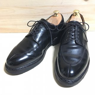 """""""美品"""" Paraboot(パラブーツ)Utip Shoes(Uチップ シューズ) AVIGNON(アヴィニョン)Size:7.5  ノワール"""