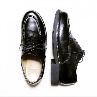"""""""美品"""" Paraboot(パラブーツ)Utip Shoes(Uチップ シューズ) CHAMBORD(シャンボード)Size:6.5 ノアール"""