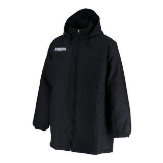 JOGARBOLA ロゴ 中綿 ハーフコートジャケット-BLK