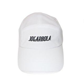 JOGARBOLA BOX LOGO 5パネル コーチCAP - WHT