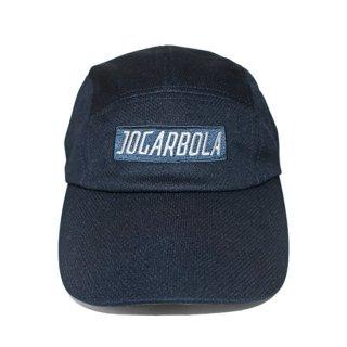 JOGARBOLA BOX LOGO 5パネル コーチCAP - NVY