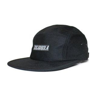 JOGARBOLA LOGO CAMP CAP - BLK