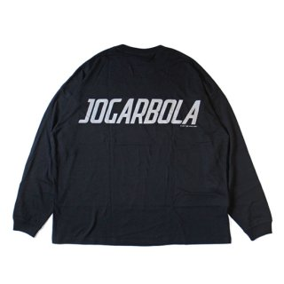 <img class='new_mark_img1' src='https://img.shop-pro.jp/img/new/icons8.gif' style='border:none;display:inline;margin:0px;padding:0px;width:auto;' />JOGARBOLA BIG LOGO L/S TEE - BLK