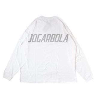 <img class='new_mark_img1' src='https://img.shop-pro.jp/img/new/icons8.gif' style='border:none;display:inline;margin:0px;padding:0px;width:auto;' />JOGARBOLA BIG LOGO L/S TEE - WHT