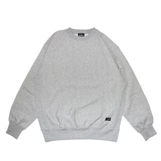 <img class='new_mark_img1' src='https://img.shop-pro.jp/img/new/icons8.gif' style='border:none;display:inline;margin:0px;padding:0px;width:auto;' />JOGARBOLA BIG LOGO CREW NECK SWEATSHIRT-GRY