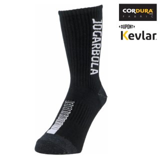 <img class='new_mark_img1' src='https://img.shop-pro.jp/img/new/icons8.gif' style='border:none;display:inline;margin:0px;padding:0px;width:auto;' />JOGARBOLA ANTI-SLIP  SOLE CREW SOCKS - BLK