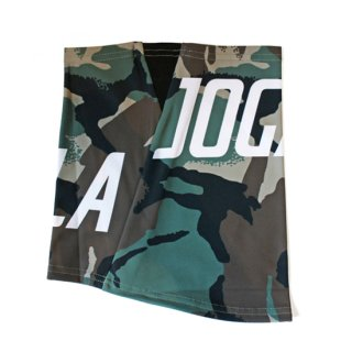 JOGARBOLA BIG LOGO NECK WARMER ネックウォーマー CAMO