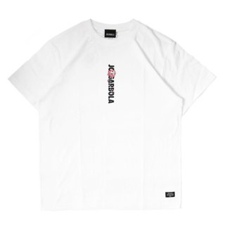 <img class='new_mark_img1' src='https://img.shop-pro.jp/img/new/icons8.gif' style='border:none;display:inline;margin:0px;padding:0px;width:auto;' />ROSE LOGO TEE - WHT