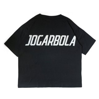 <img class='new_mark_img1' src='https://img.shop-pro.jp/img/new/icons8.gif' style='border:none;display:inline;margin:0px;padding:0px;width:auto;' />JOGARBOLA GOAL NET LOGO ビックシルエットTEE - BLK
