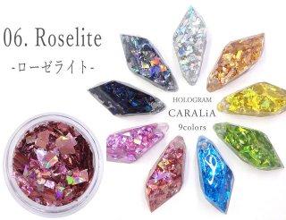 鉱石スパークル【ローゼライト】レジン封入材 鉱物