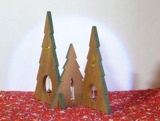 3本のモミの木〜クリスマスツリーズ〜