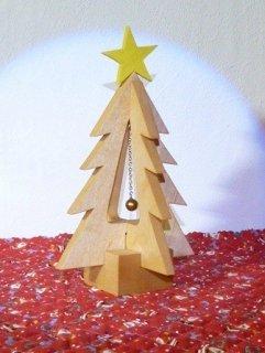 クリスマスツリー 〜幸せの青い鳥〜