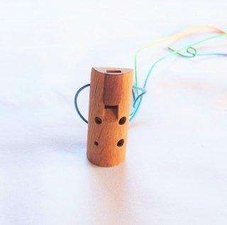 いろいろな木のオカリナ 〜ナラ材〜 アルト管 G管