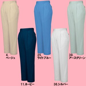 H84101ツータックパンツ[春夏・股下ハーフ90cm]<img class='new_mark_img2' src='https://img.shop-pro.jp/img/new/icons31.gif' style='border:none;display:inline;margin:0px;padding:0px;width:auto;' />