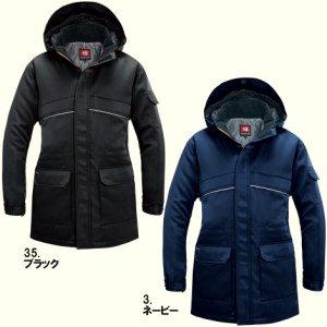 7111防寒コート[フード付き]