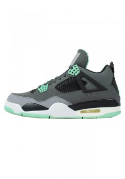 <img class='new_mark_img1' src='https://img.shop-pro.jp/img/new/icons20.gif' style='border:none;display:inline;margin:0px;padding:0px;width:auto;' />NIKE<br>AIR JORDAN 4 RETRO GREEN GLOW<br>[中古A]