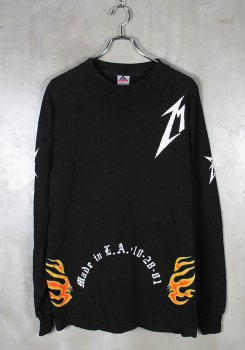 <img class='new_mark_img1' src='https://img.shop-pro.jp/img/new/icons20.gif' style='border:none;display:inline;margin:0px;padding:0px;width:auto;' />VINTAGE<br>96 VINTAGE METALLICA L/S T-SHIRTS<br>[中古A]