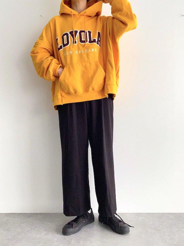 Remake  big hoodie / リメイクビックパーカー (Ye)