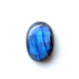 J4.神秘的な青の閃光 ラブラドライト  25.5×18×7mm