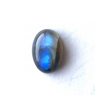 J5.神秘的な青の閃光 ラブラドライト 17×12×6mm