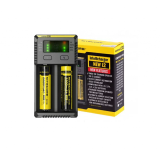 <img class='new_mark_img1' src='https://img.shop-pro.jp/img/new/icons13.gif' style='border:none;display:inline;margin:0px;padding:0px;width:auto;' />NITECORE Intellicharger 2本or4本
