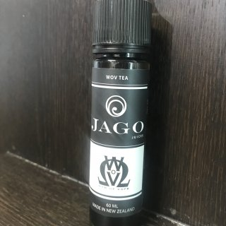 WOV TEA/JAGO×WAR of VAPE