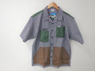 コロンビア ヒューソンパークショートスリーブシャツ